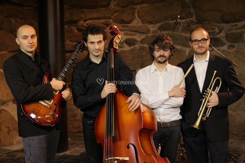Matrimonio In Jazz : Train jazz band