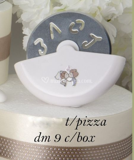 Rotella pizza love royal gift