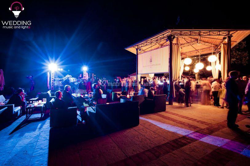 Wedding Music & Lights