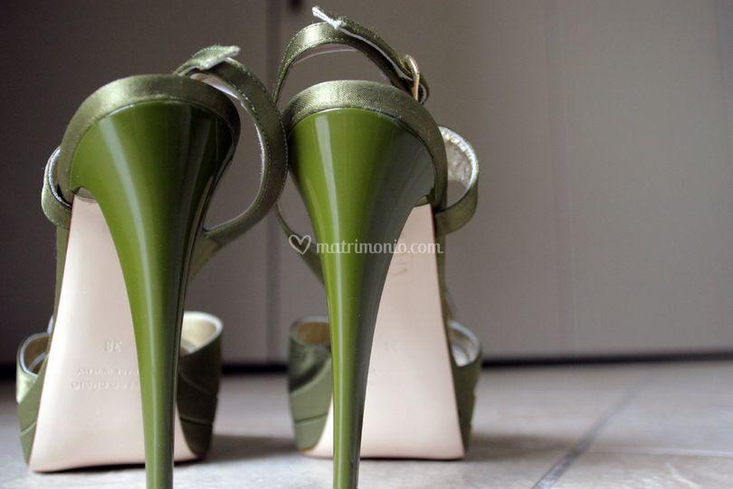 Dettaglio scarpe