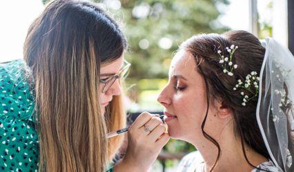 Alessandra Passarini Make up Artist 1