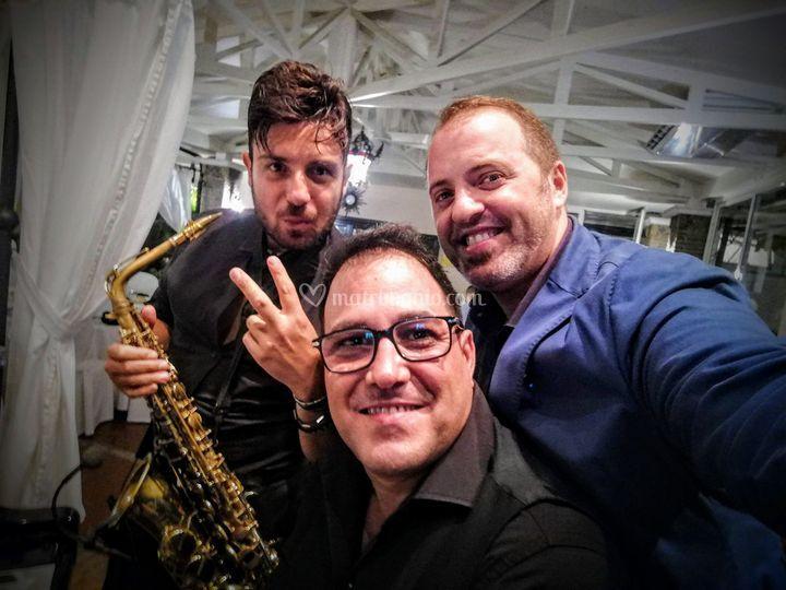Trio in Sax