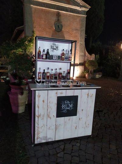 Rum corner