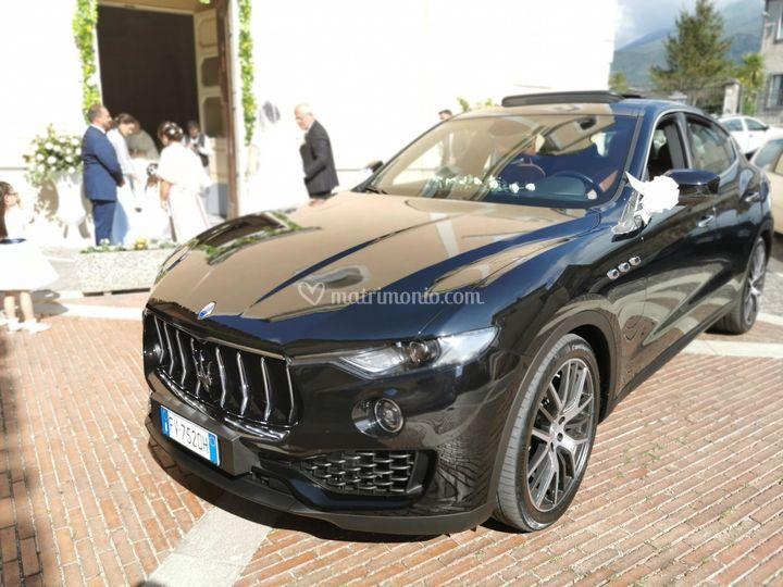 Maserati Levante nero