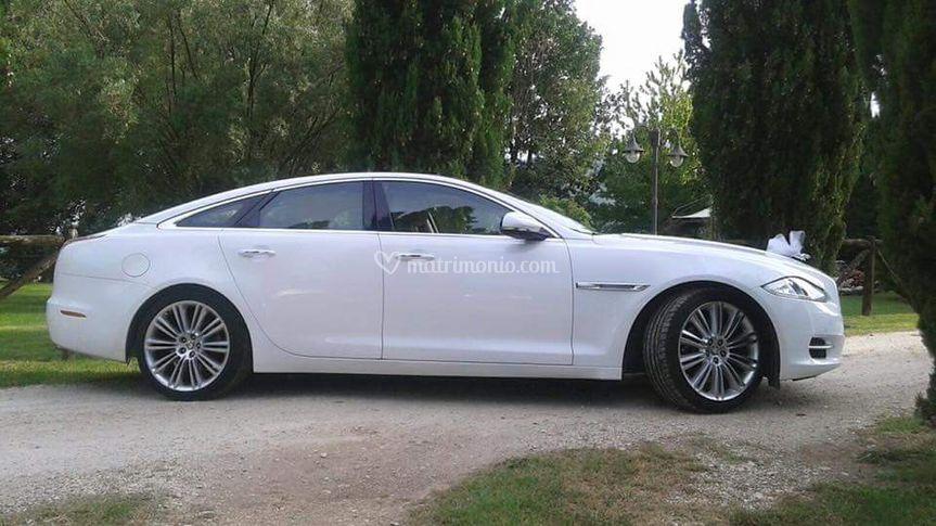 Jaguar xj laterale