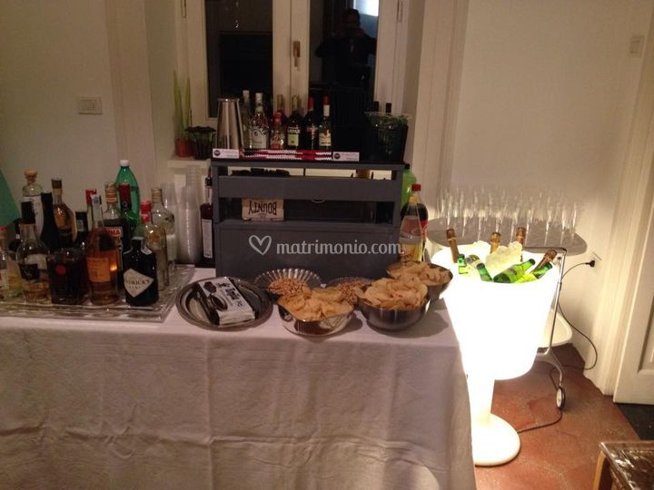 Piccolo catering ed easy stati