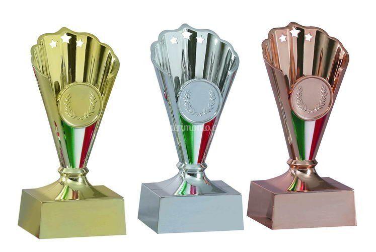 Coppetta  tricolore italia