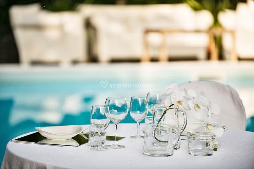 Mulino23 for Cena in piscina
