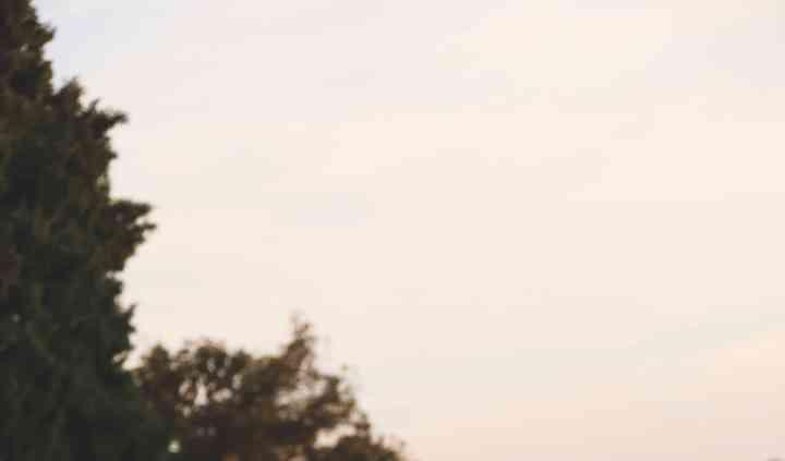 Baciati dal sole al tramonto..