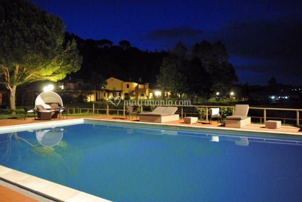 Agriturismo bucine basso - Agriturismo piscina interna riscaldata ...