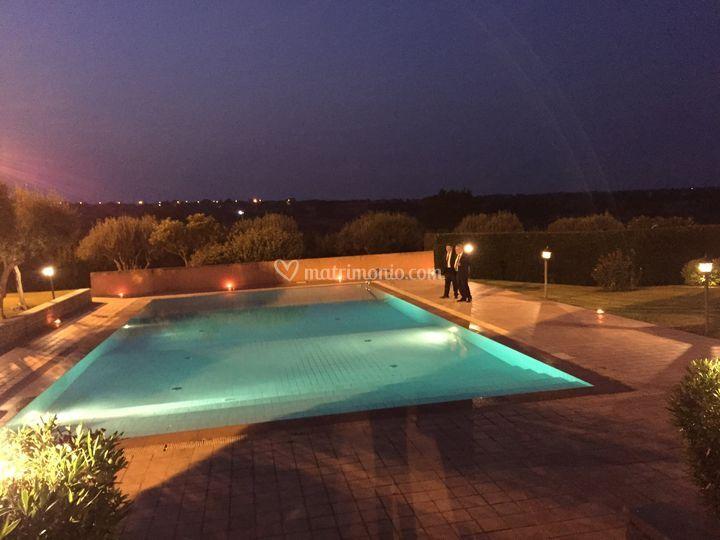 Villa gisana dei principi grimaldi - Villa dei sogni piscina ...