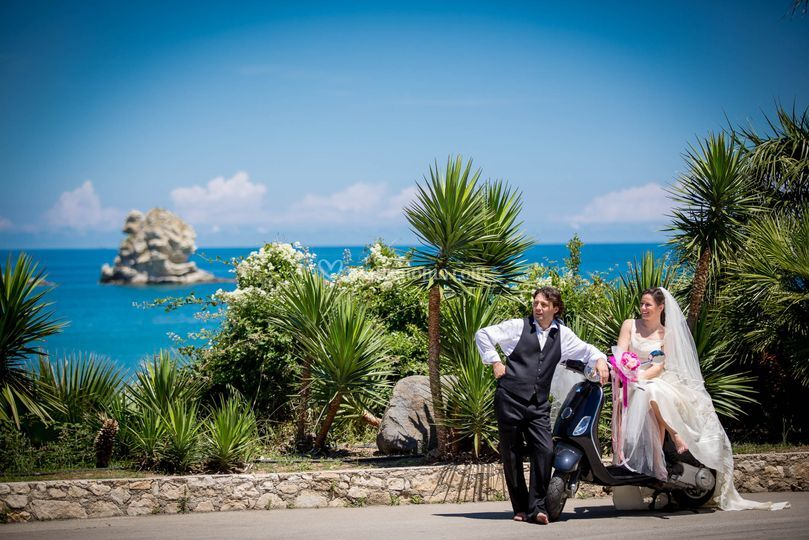 Wedding at Gattarella Resort