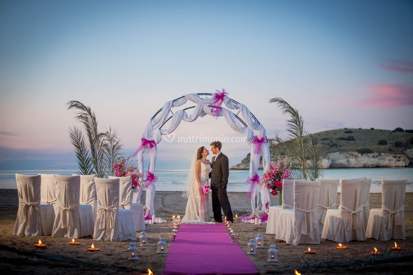 Matrimonio Civile In Spiaggia : Gattarella resort