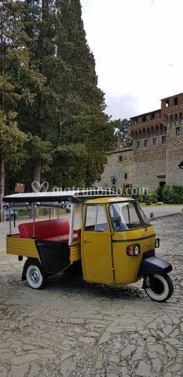 Trebbio Castle