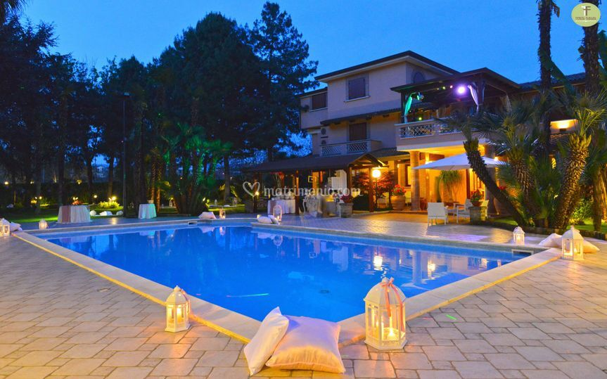 Tenuta Fabiana by night