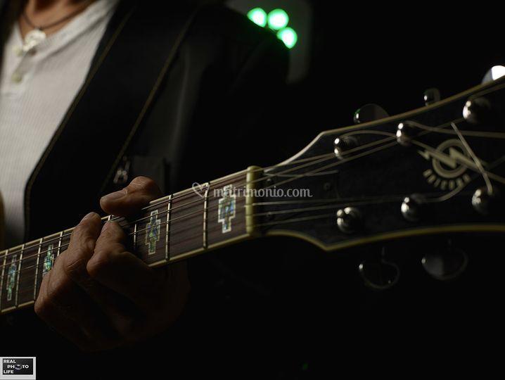 Gluca guitar Ibanez