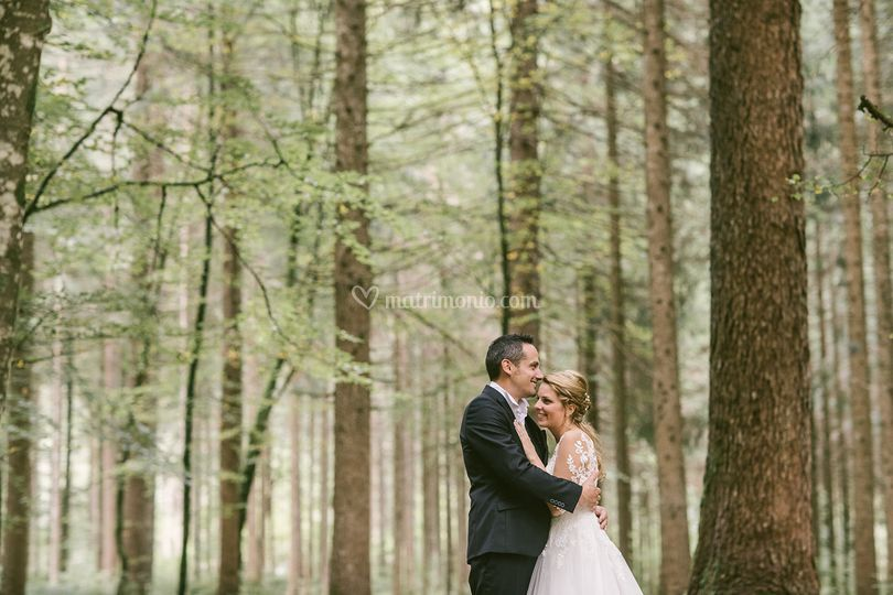 Love in the wood