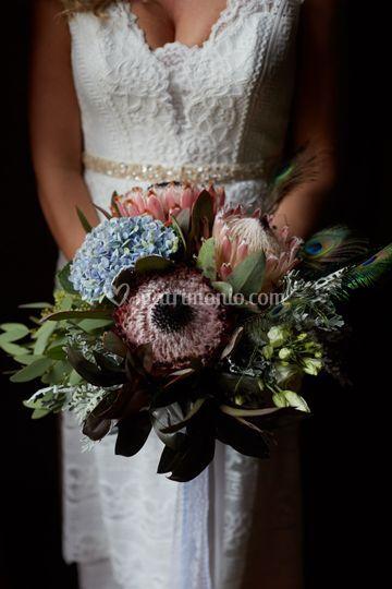 Boho wedding