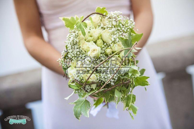 Bouquet Naturale Vintage