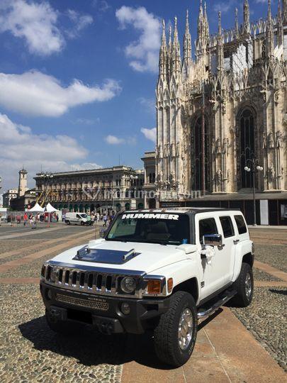 Hummer Milano