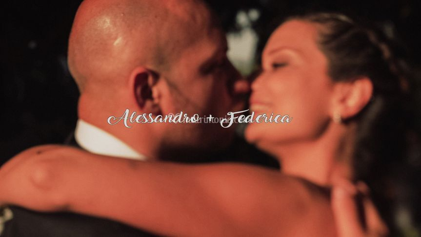 Alessandro + Federica