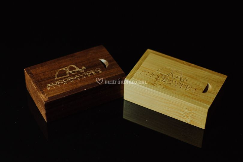 Wood Box USB // MINI