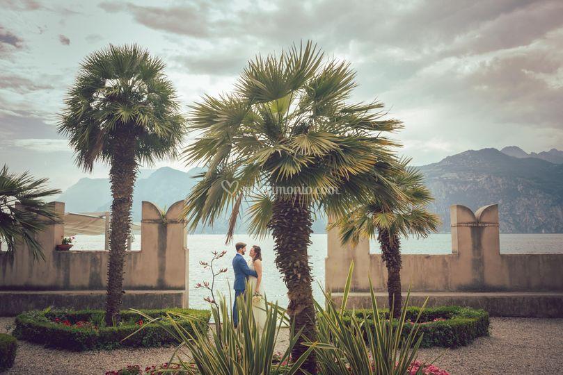 Malcesine Lake Garda Wedding