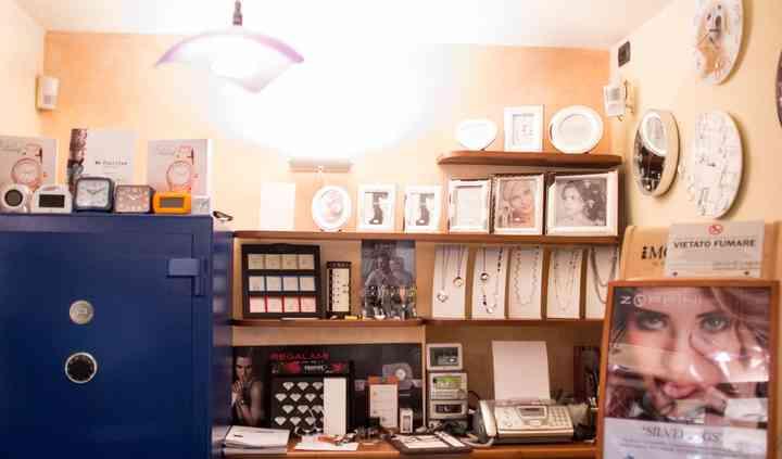 L'interno del nostro negozio