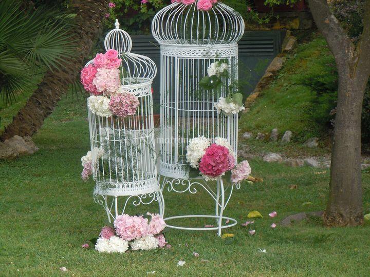 Utilidea for Addobbi per giardino