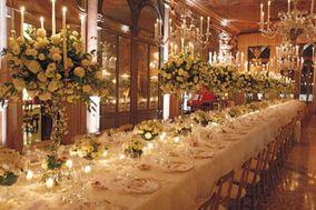 G.A.R Eventi Exclusive Gold Wedding