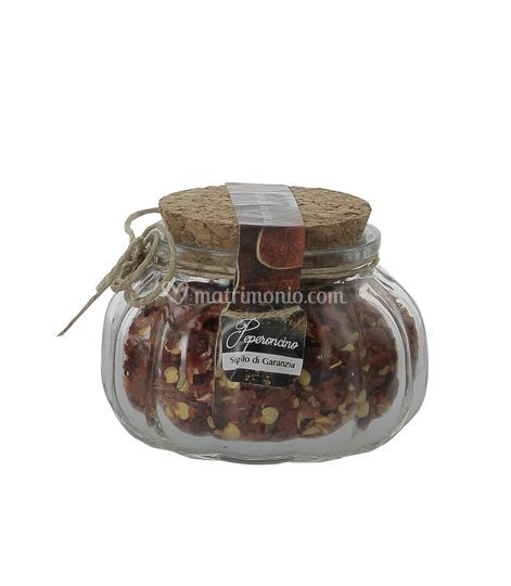 Peperoncino in scaglie