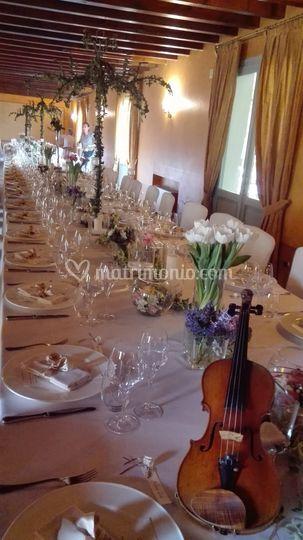 Invita un Violino a cena ...