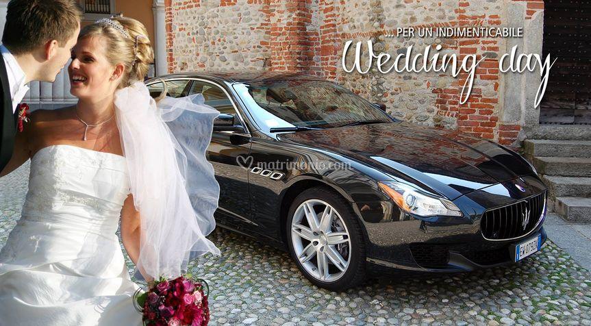 Wedding Day di Bruniera Chauffeur