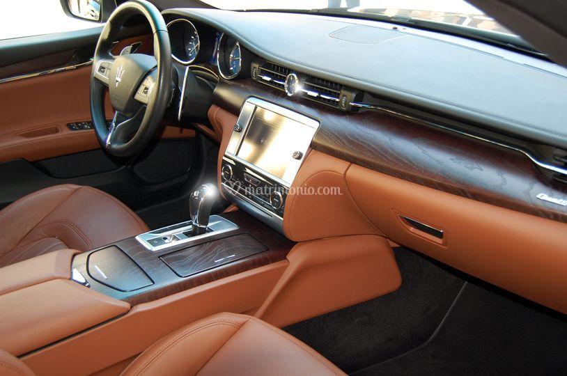 Interni Maserati