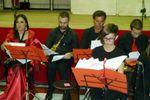 "In orchestra ""Carmen"" di Bizet"