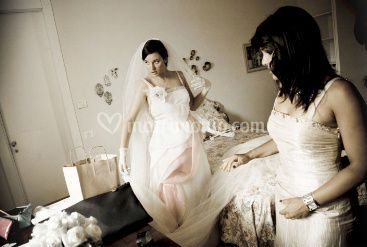 Nerosubianco Fotografia, il vostro matrimonio con stile, eleganza e discrezione