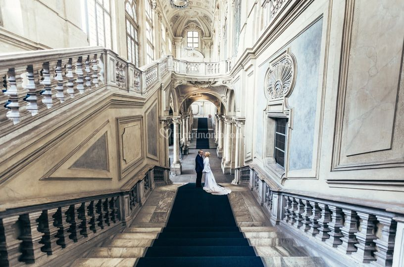 Alessia B. Matrimonio a Torino
