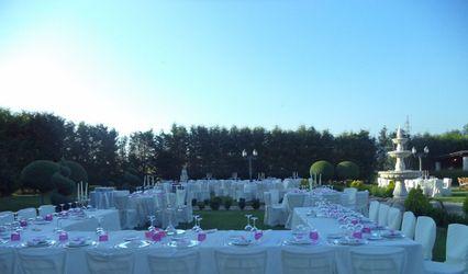 Villa Colonnetta Giardini e Roseti 1