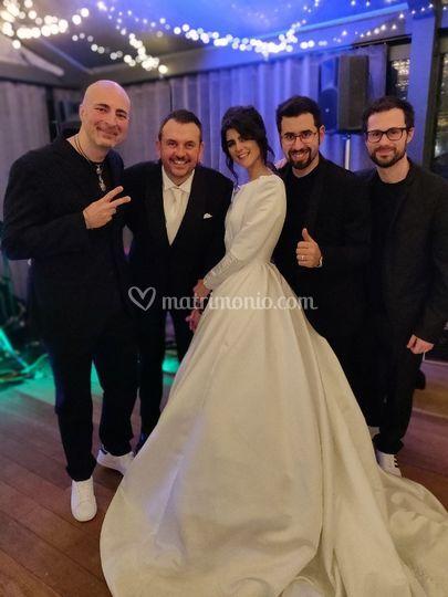 THE WEDDINGERS Eleonora & Marc