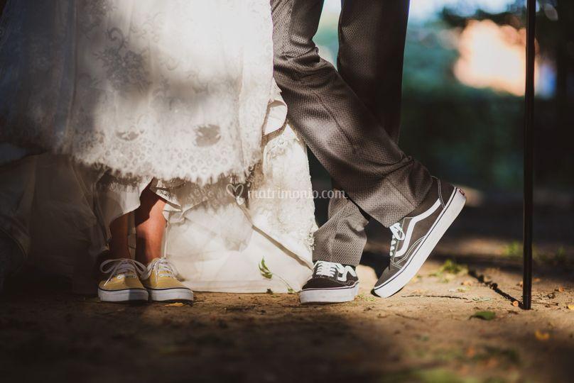 Unconvetional Wedding