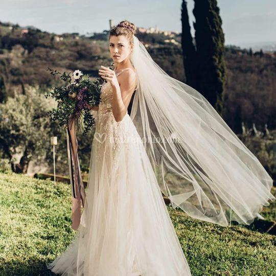 La sposa {ph. Malfanti Studio}