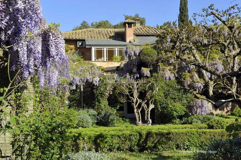 Villa Rosantica