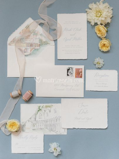 Amalfi stationary