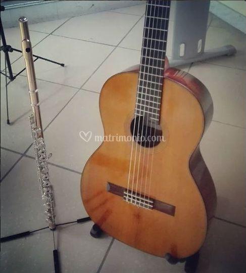 Flauto e chitarra