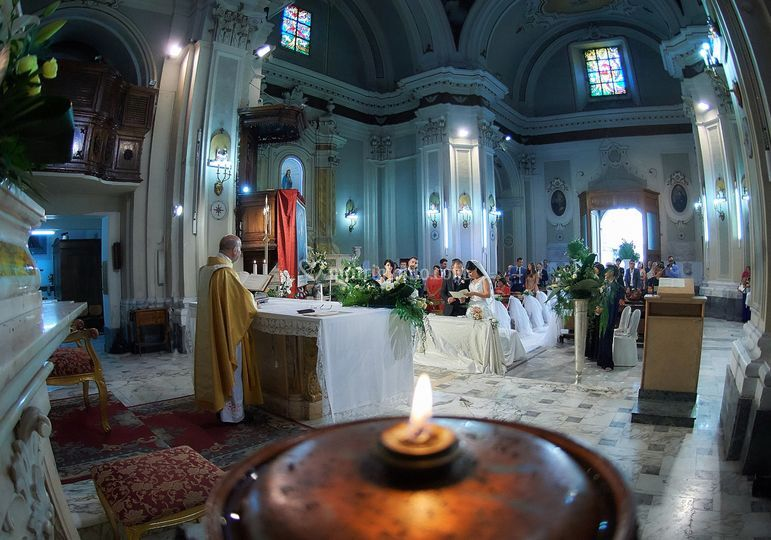 Calore della cerimonia