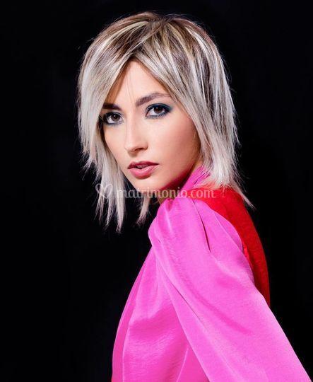 Claudio g per hair color malia