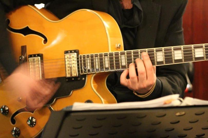 La chitarra di Dario