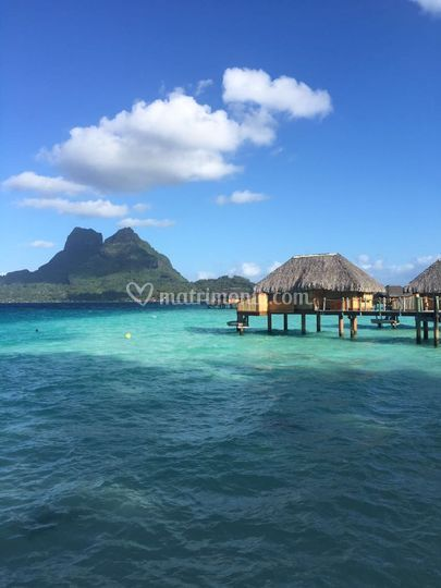 Polinesia Camera Overwater