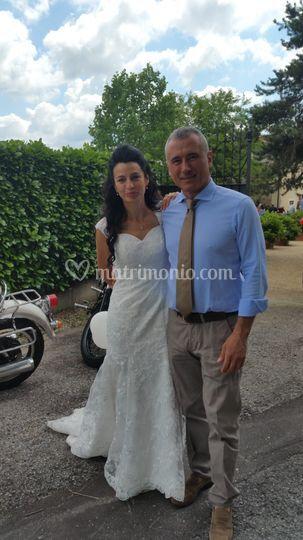 Sposa e proprietario