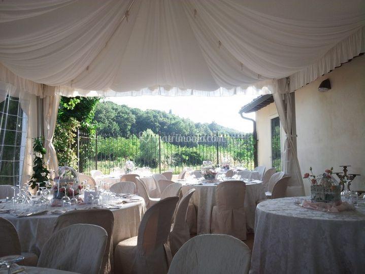 Mise en place di santa caterina weddings foto 4 for Bagno a ripoli matrimonio